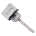 Oil Plug, Dipstick, GX120 to GX200, Grey, Genuine Honda