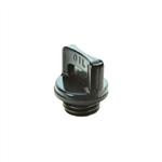 Oil Plug (Cap), Black, GX120 thru GX390 : Genuine Honda