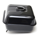 Gas Tank, GX160 & GX200, Black : Genuine Honda