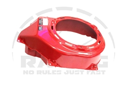 Fan Shroud (Cover), GX270, Red : Genuine Honda