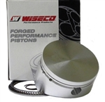 "Piston, Forged, Wiseco, 2.830"" (2.8335"" Bore), 2 Ring"