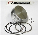 "Piston, Forged, Wiseco, 2.815"", 2 Ring"