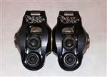 Rocker Arms, Roller, GX200, Black Venom, 1.0 ratio