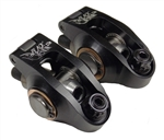 Rocker Arms, Roller, GX200, Black Venom, 1.2 ratio