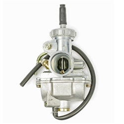 Carburetor, Mikuni Round Slide, 22mm, Gas, Small Body (Chinese)