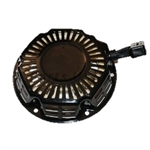 Recoil Assembly, GX120 to GX200, Black : Genuine Honda