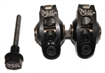 Rocker Arms, Roller, GX390, Black Venom, 1.3 ratio