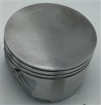 Piston, GX390 Flat Top, Aftermarket, Cut -.060 for 4.510 Rod