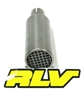 "Muffler, RLV, 1 5/16"", Modified Type for Open Classes"