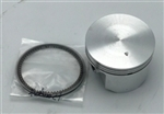 Piston, 90mm Flat Top for 420 OHV & GX390 Type Engines