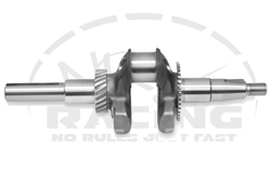 Crankshaft, GX200 : Aftermarket Replacement (Chinese)