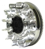 Flywheel, Billet, GX390, Electric Start (adjustable timing)