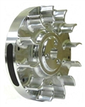 Flywheel, Billet, GX270 & 301 Predators, Non Adjustable