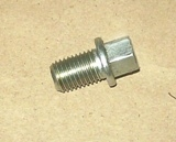 Drain plug, GX240 to GX390 : Genuine Honda
