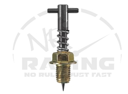 Jet, Adjustable for Honda & Ru*ing Carbs