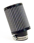 "Air Filter, Race, Open Element, 3"" x 4"" (1.25"" Opening), Angled"