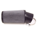 "Air Filter, Race, Open Element, 3.5"" x 6"" (2-7/16"" Opening), Angled"