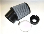 Race Air Filter Kit, Velocity Stack Style - GX270, GX390, 13/15hp & 420/460cc OHV