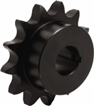 Sprocket, Jackshaft (GTC),  Choice of Chain Size and Teeth