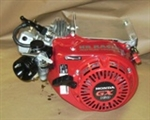 Engine, Racing, Honda GX200, Factory Stock