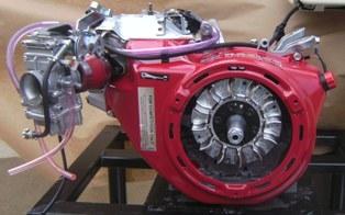 Engine, Racing, Open Modified, Honda GX390