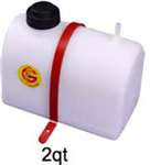 Fuel Tank, G-man Fuel Tank 2 Qt., Mail Box Style