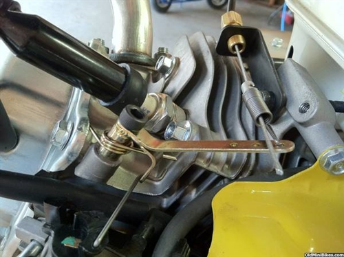 Linkage, Throttle Assembly, GX200, 212 Predator, & 6 5 Racing