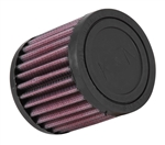 "Air Filter, K&N, Open Element, 1 1/2"" x 3"", Rokon Applications"