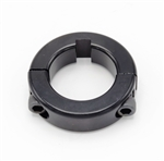 "Axle Collar, 1 1/4"" Aluminum, Black Anodized"