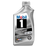 Engine Oil, Mobil 1, 5W20 Full Synthetic Oil (GX200 & 6.5 Chinese OHV Applications)
