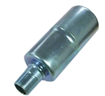 "Muffler, Screw In, Large (3/4"" NPT)"