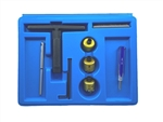Valve Seat Cutter Kit, GX200 (& 6.5 Chinese OHV's), 3 Angle
