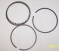 Ring Set, 88mm for 13hp & 390cc Chinese OHVs (Cast Piston)