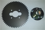 Snow Mobile Gear Package, For Installation of GX200 & 6.5 Chinese OHV's