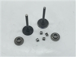 Valve, Set, 212 Predator with 5.0mm Stems