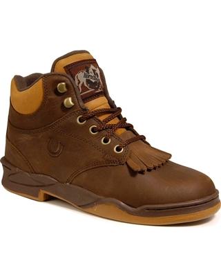 5354a298c Roper Footwear Men s Horseshoe Kiltie Boots