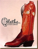 Olathe Boots Rough Stock #2215