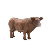 Little Buster Toys Red Angus Bull