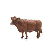 Little Buster Toys Red Angus Cow
