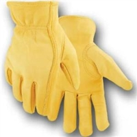 Salt City Sales Economy Buckskin Gloves