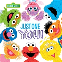 Just One You! (Sesame Street Scribbles Elmo)