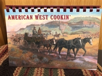 American West Cookin' Cookbook