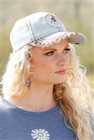 Cruel Girl Women's Chambray Cap