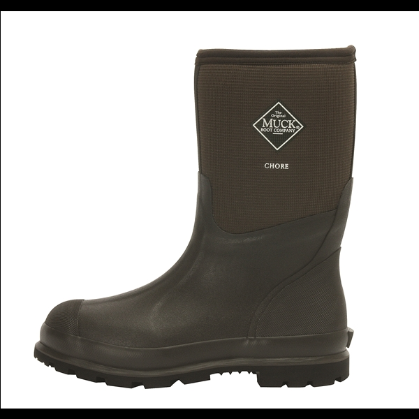 8cca2641e0f Muck Boots Men's Chore Mid Cool- Brown