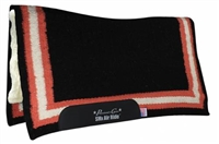 SMX Comfort Fit Air Ride Saddle Pad- 30x34