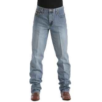 Cinch Black Label Light Stonewash Jeans
