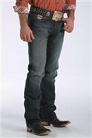 Cinch White Label Dark Stone Tint Relaxed Fit Jeans