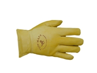 "Tuff Mate Soft Leather ""Cutting Horse"" Work Gloves"