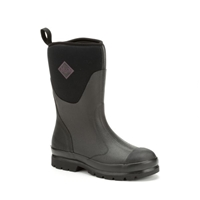 Muck Boots Women's Chore Mid- Black