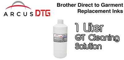 Arcus DTG Cleaning Solution (Bottle) - Brother GTX series compatible